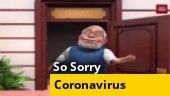 So Sorry: Jitega India, sings PM Modi amid coronavirus crisis