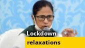 Mamata announces relaxations in Bengal, shrines to reopen