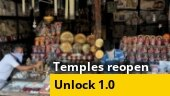 Places of worship across India set to open from Monday
