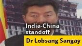 What happened to Tibet could happen to India, says Dr Lobsang Sangay on Chinese aggression