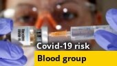 Can your blood type put you at Covid-19 risk?