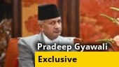 No going back on the map: Nepal Foreign Minister Pradeep Gyawali
