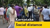 Social distancing a myth in Karnataka? Watch as crowd flouts norms