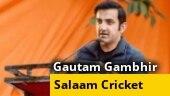 Salaam Cricket 2020: Gautam Gambhir on Delhi coronavirus crisis, Shahid Afridi, more