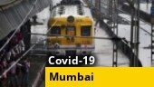 Image of the Day: Mumbai local trains run for essential services