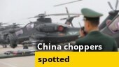 More than 40 Chinese soldiers dead, injured airlifted in choppers: Sources