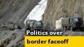Politics over India-China border clash continues