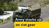 After PLA's attack with clubs and stones, jawans get armour