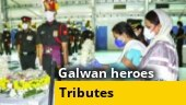 Nation pays tributes to 20 Galwan heroes