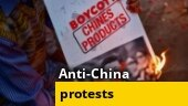 Boycott Chinese goods chorus grows