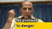 No protocol needs to be followed when in danger, big boost for forces