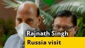 Defence Minister Rajnath Singh leaves for 3-day visit to Russia