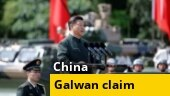 Watch: China's Galwan Valley claim exposed
