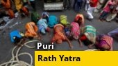 Image of the Day: Puri Rath Yatra held without devotees first time in over 2,000 years