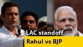 LAC standoff: Is BJP vs Congress fight compromising national security?