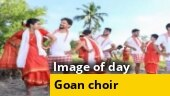 Image of the day: Virtual choir by Goans to honour corona warriors