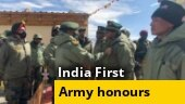 Army chief honours braves; Border politics peaks; more