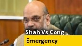 Why does Emergency mindset remains: Amit Shah takes 'dynasty' jibe at Congress