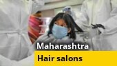 Maharashtra govt allows reopening of hair salons, services to resume from today