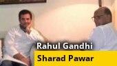 In Rahul Gandhi's response, Sharad Pawar says China grabbed 45,000 sq km of Indian land post-1962 war