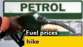 Petrol, diesel prices rise after a day's pause, Congress protests