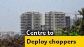 Centre to deploy choppers for locust control operations