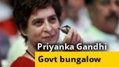 Priyanka Gandhi asked to vacate govt bungalow in Delhi before August 1