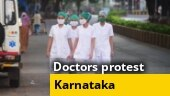 Resident doctors at JJM Medical College in Karnataka continue indefinite strike over stipend