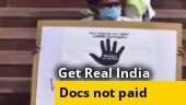 Get Real India: Doctors not paid stipends for 16 months in Karnataka