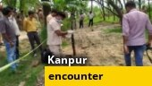 UP: 8 police personnel killed, 7 injured in encounter with criminals in Kanpur