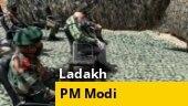 PM Narendra Modi visits Ladakh: A message to China