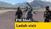 Why is PM Modi still silent on Chinese incursions into indian territory: Congress on PM's Ladakh visit