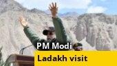Decoding PM Modi's Ladakh visit