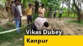 Hunt on for Vikas Dubey accused in Kanpur policemen killing