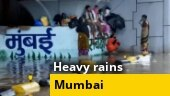 Heavy rains lash Mumbai, red alert issued in Raigad and Ratnagiri