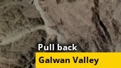 First signs of pull back by Chinese troops from clash site in Galwan