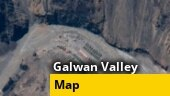 Chinese troops remove tents in Galwan | Explained in maps