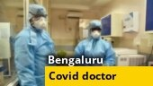 WATCH: Bengaluru doctor's fervent appeal goes viral