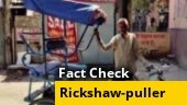 Has the Yogi govt fined this rickshaw-puller Rs 21 lakh?