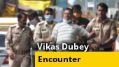 Gangster Vikas Dubey killed in encounter after mishap
