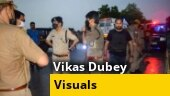 Vikas Dubey succumbs to injuries after encounter