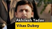 Vikas Dubey encounter: Govt saved from getting overturned, says Akhilesh Yadav