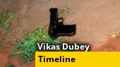 From Kanpur shootout to Vikas Dubey's encounter | A Timeline