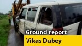 WATCH | India Today crew following UP STF convoy stopped before Vikas Dubey encounter