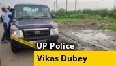 Conspiracy theories float over Vikas Dubey's encounter