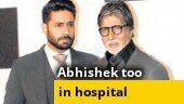 After Amitabh Bachchan, Abhishek tests coronavirus positive, hospitalised