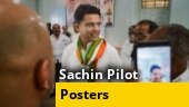 Sachin Pilot's posters removed from Congress office in Jaipur