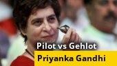 Rajasthan political crisis: Priyanka Gandhi in talks with Ashok Gehlot, Sachin Pilot