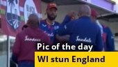Image of the day: West Indies stun England in Southampton Test