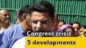 Sachin Pilot sacked as Dy CM, state party chief: Top 5 developments